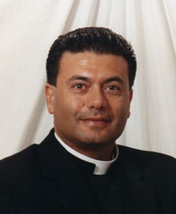 Chorbishop sharbel Maroun